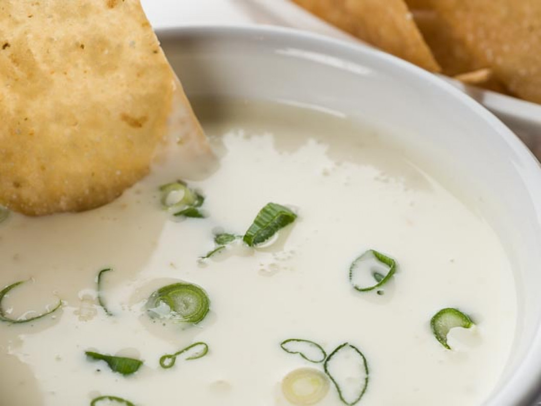 White Chile Con Queso